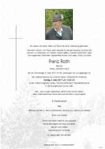 Parte Roth Franz