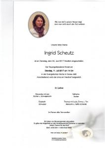 Ingrid Scheutz