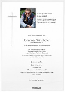 Windhofer Johannes