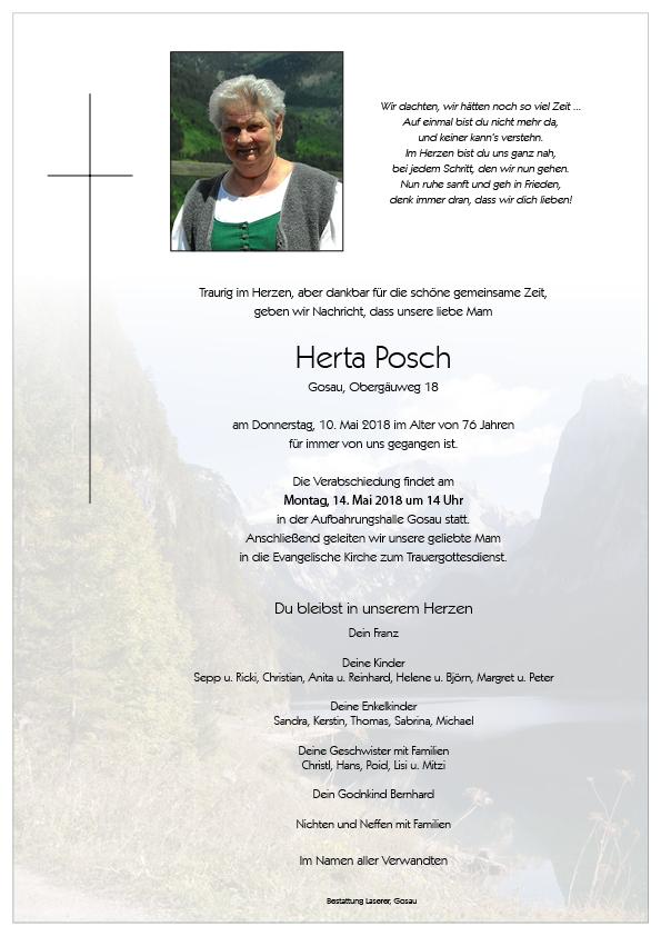 Herta Posch