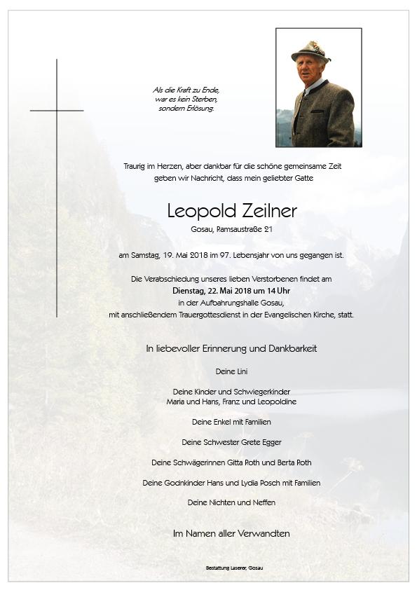 Leopold Zeilner