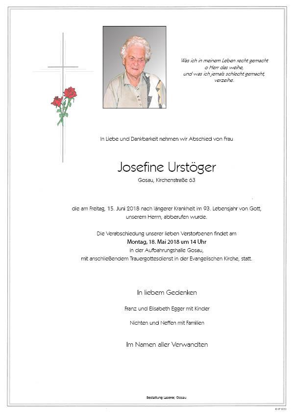 Josefine-Urstoeger