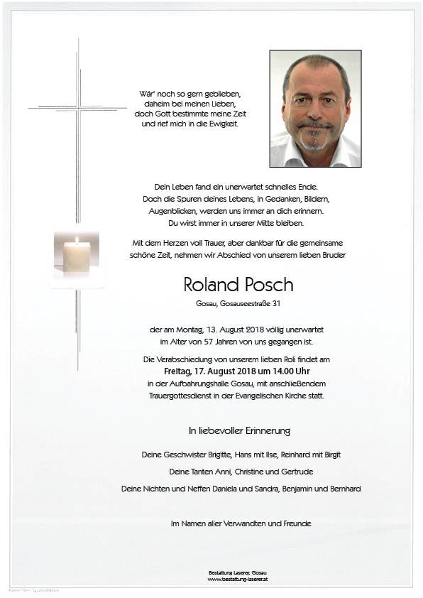 Roland Posch