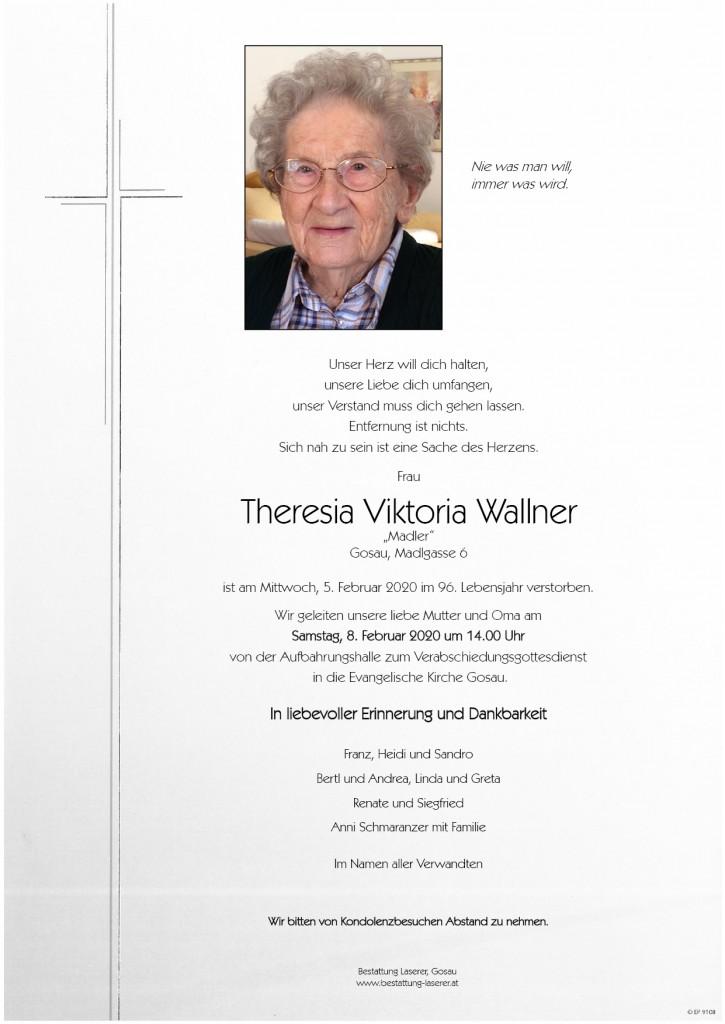 Theresia-Viktoria-Wallner