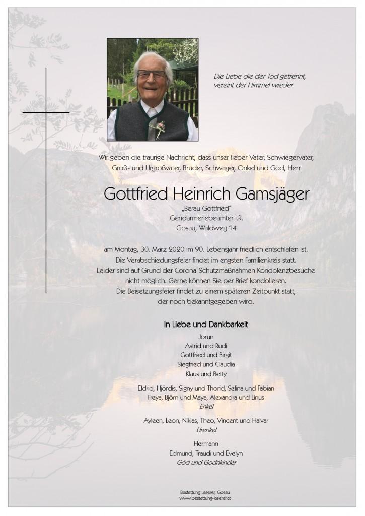 Gottfried-Gamsjäger