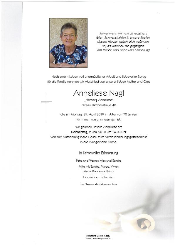 Anneliese Nagl