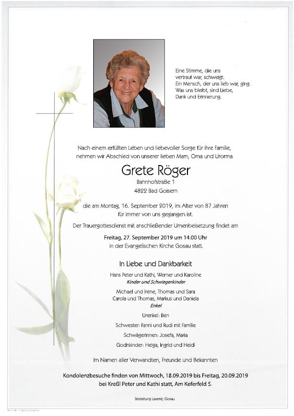 Röger Grete