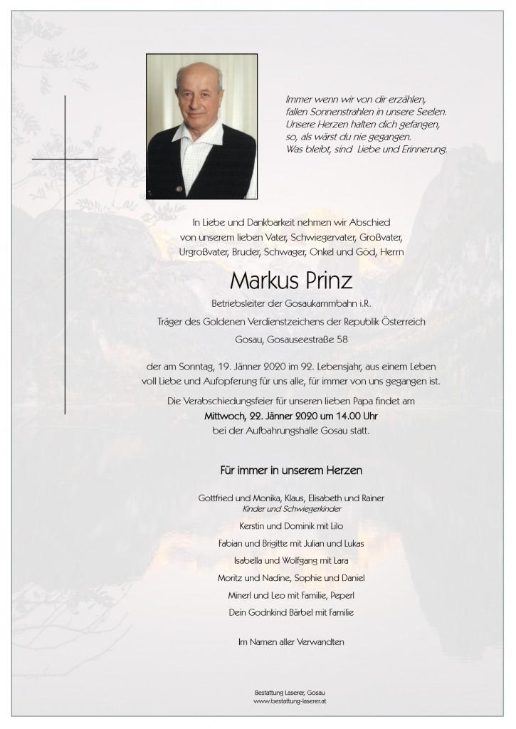 Prinz Markus